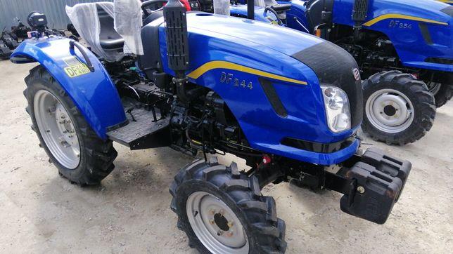 Трактор, мінітрактор, DongFeng Донг Фенг, Jinma Джінма 24-70 к. с