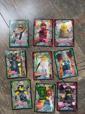 Karty LEGO ninjago seria 3 r. 2018