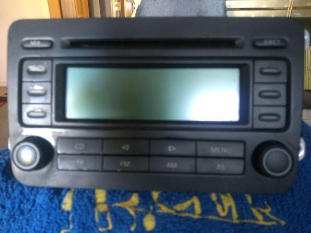 Radio 2 din RCD 300