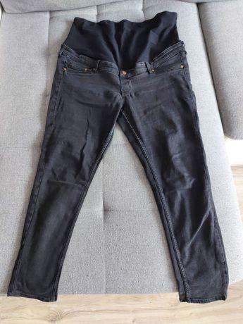 Jeansy ciążowe H&M 48