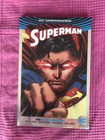 Superman, komiks, nowy