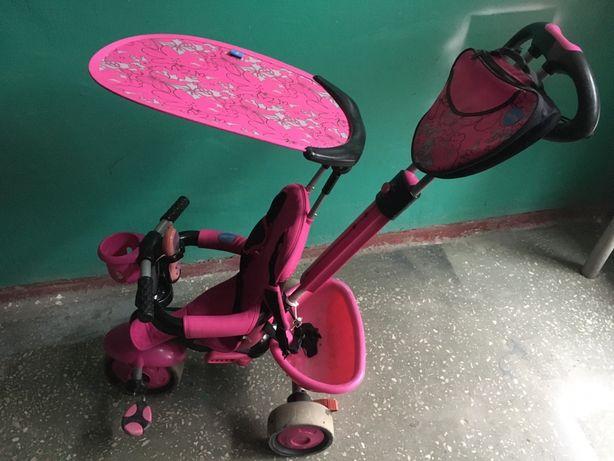 Детский трёхколёсный велосипед Smart Trike 3 in 1.