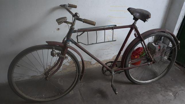 Rower zabytkowy / zabytek / kolekcjonerski