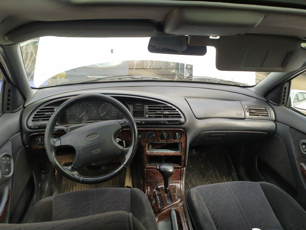 Форд мондео мк2 мк1 мк3