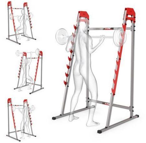 Stojak stojaki pod sztange do ćwiczeń treningowe K Sport