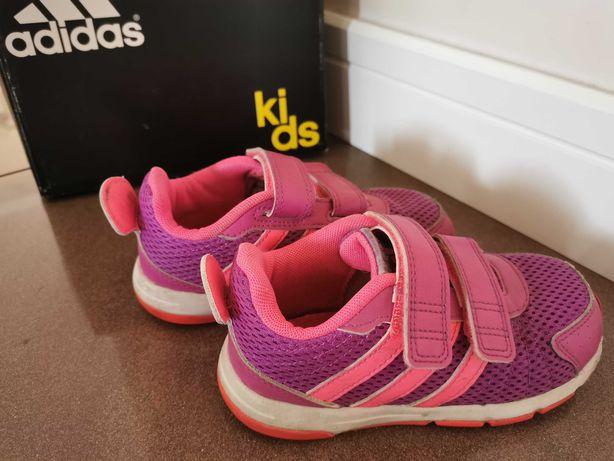 Adidas dla dziewczynki rozm. 26