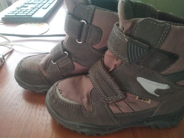 Деми ботинки Gore-tex 28 размер