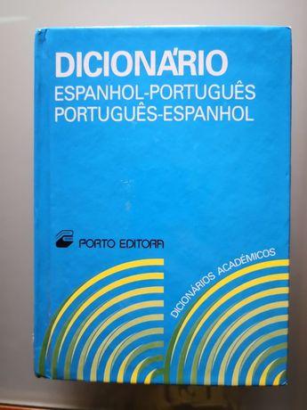 Dicionário Académico de Espanhol-Português / Português-Espanhol