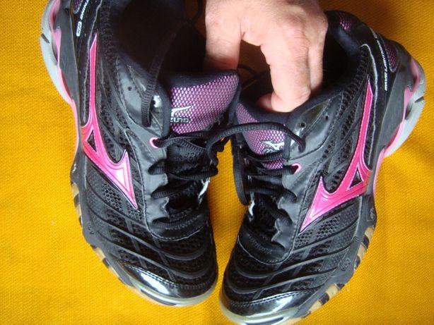 buty sportowe Mizuno Lightining RX-roz 39- 25.5 cm-Super halówki