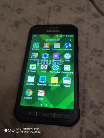 Защищенный смартфон Samsung Galaxy XCover3 (SM-G388F) 1.5/8+16Gb
