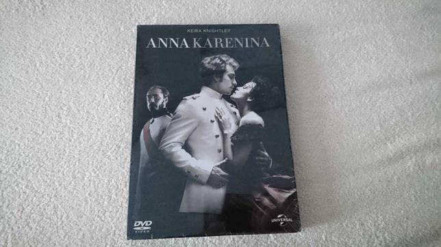 Anna Karenina Film Nowy DVD PL #