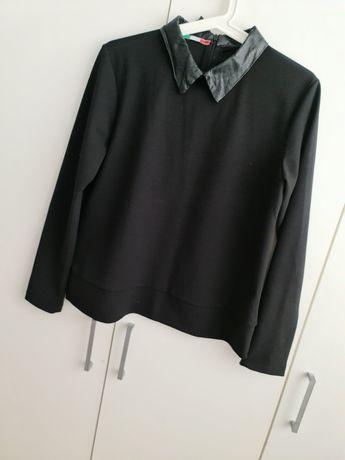Elegancka bluzka z kołnierzykiem