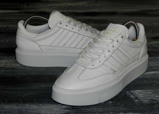 Adidas Sleek Super оригинальные,кожаные невероятно крутые кроссовки