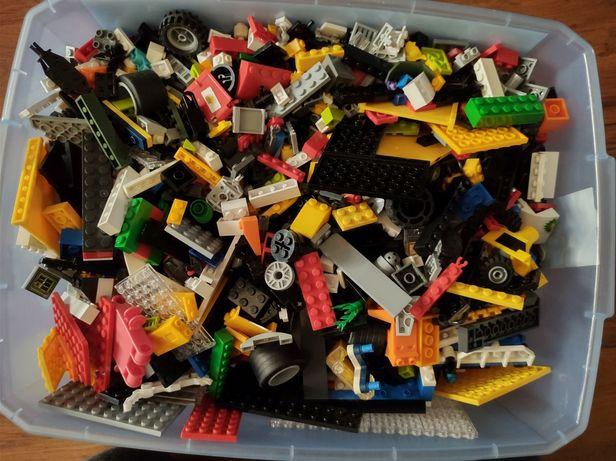 Mega mix klocków LEGO 3,5kg