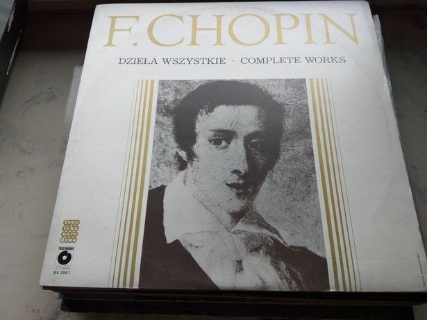 Płyta winylowa Fryderyk Chopin Dzieła wszystkie