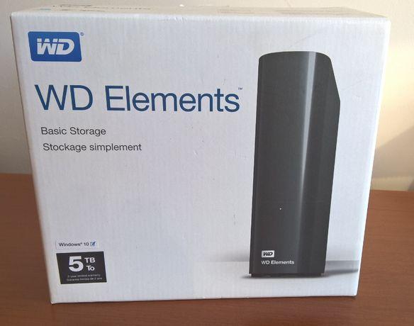 Disco externo WD Elements 5TB