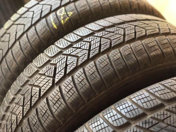 Шины зима 225/45/18 Pirelli Bridgestone Fulda Nokian премиум б/у 7+мм
