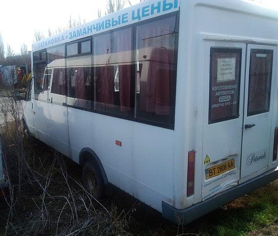 Городской автобус Рута