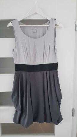 Sukienka bombka H&M, rozmiar 40