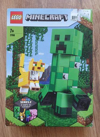 Klocki lego BigFig Minecraft Creeper 21156