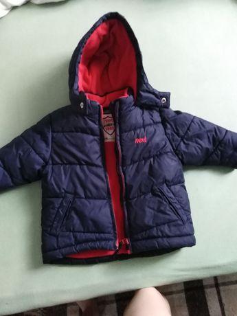 Куртка стильная, теплая