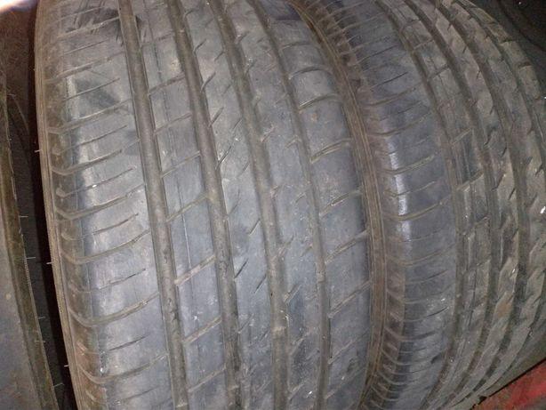 Vendo 2 pneus  225/45/17