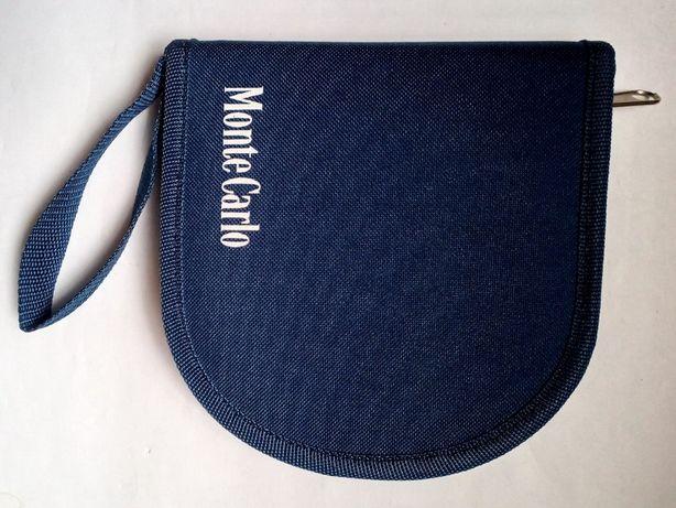 Полукруглая сумка-барсетка (новая)