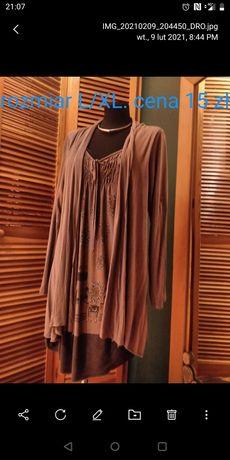 Długa bluzka/tunika
