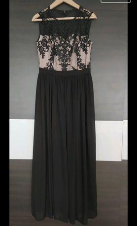 Sukienka damska długa