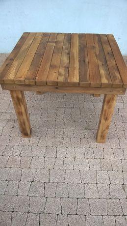 Stolik kawowy 100 letnie drewno