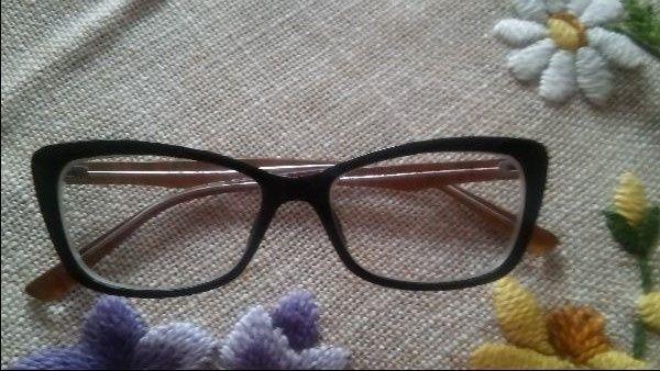 Nowe Okulary Korekcyjne LP - 2,75 Antyrefleks.
