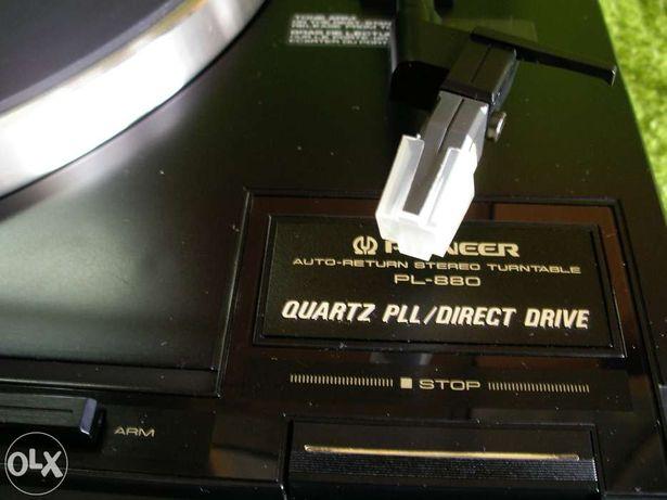 gira discos pioneer pl 880