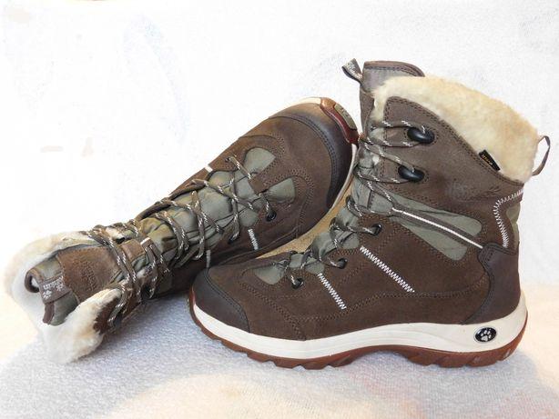 Сапоги, ботинки зимние Jack Wolfskin Texapore