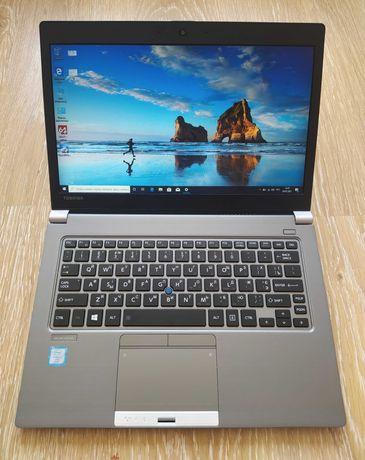 Ноутбук Toshiba Portege Z30-C, i7-6600u, 8GB RAM, 256GB SSD, вес 1,2Кг