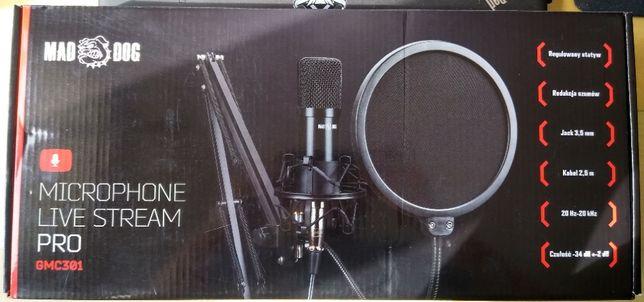 MADDOG Microphone Live Stream PRO GMC301