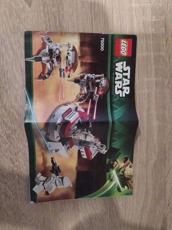 LEGO Star Wars, Stacja dowodzenia, 75000