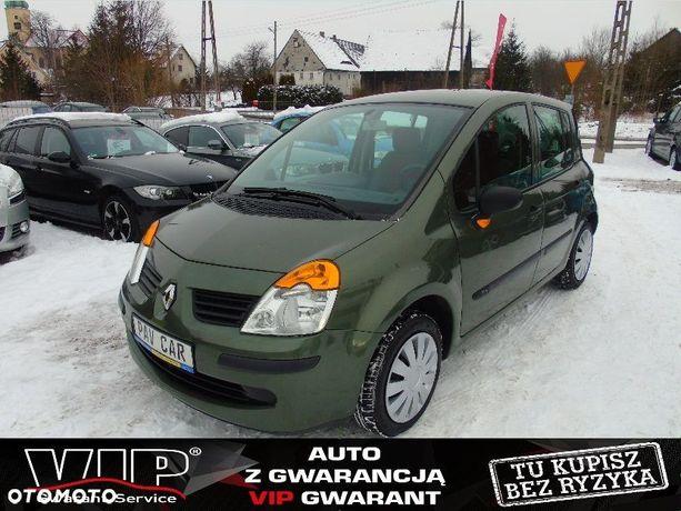Renault Modus 1.2B! 106 TyśPrzebiegu! Klimatyzacja! Elektyka! ZNiemiec! PoOpłatach!