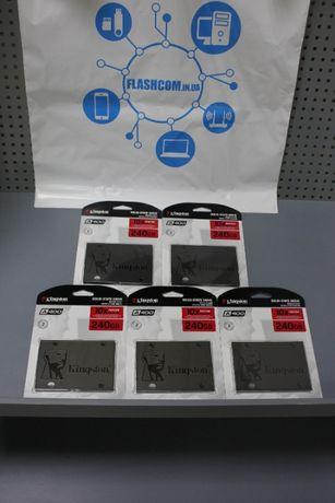 SSD 240GB Kingston A400 (ноутбук, ПК) Гарантия 36мес. жесткий диск 2.5