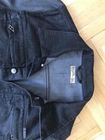 Kurtka dżinsowa Big Star XXL czarna jeansowa