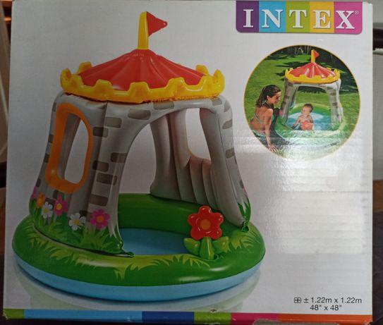 Basen INTEX zamek królewski