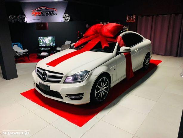 Mercedes-Benz C 250 CDI AMG Auto
