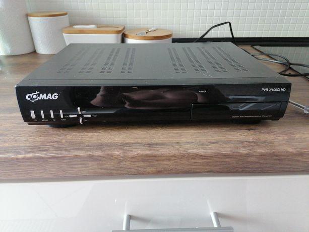 Dekoder tuner TV sat Comag PVR 2/100CI HD