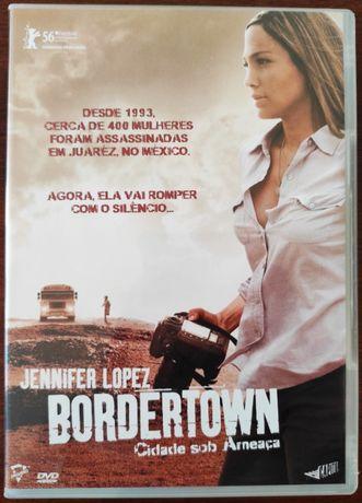 Cidade Sob Ameaça - Bordertown - 2007 - DVD