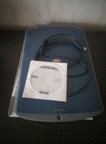 Сканер Umax AS6000