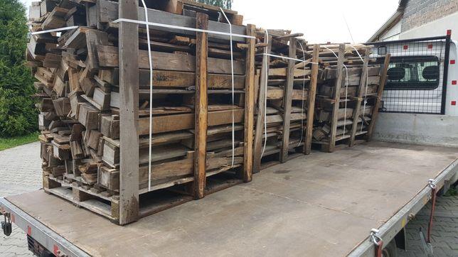 Drewno rozpałkowe suche