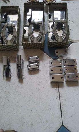 Conjunto de peças de cofragens