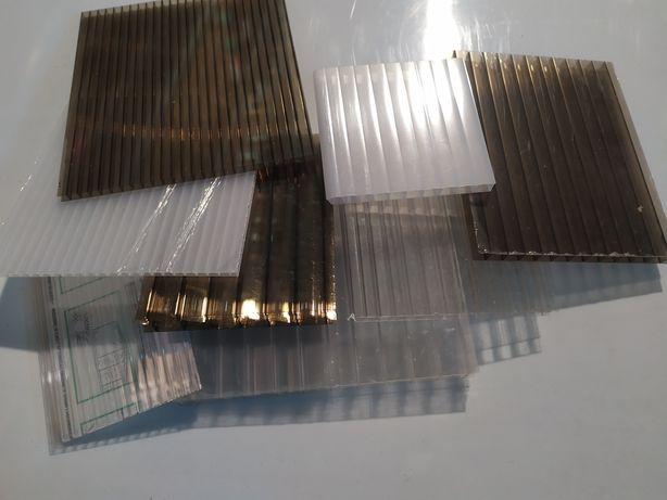 Poliwęglan komorowy od 4mm do 25mm różne kolory