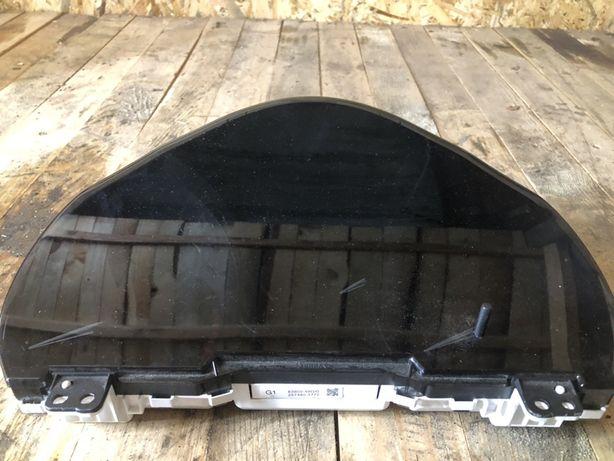 Приборка приборная панель toyota highlandar тойота хайлендер 2008-2013