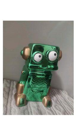 Skarbonka robot prezent