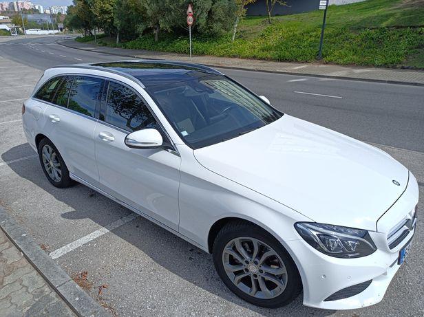 Mercedes C220| Ano 2014 (dez) | 163000 km | 19500 euros não negociável